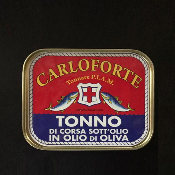 Tonno Di Corsa Di Carloforte - Tonnare P.I.A.M.