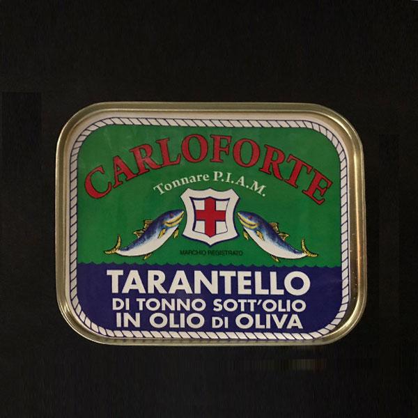 Tarantello di Carloforte - Tonnare P.I.A.M.