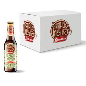 Birra artigianale Blanche Mercato Coperto Ravenna