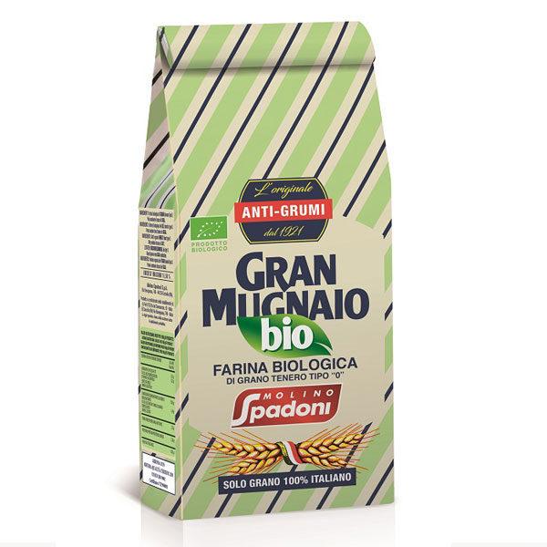 Farina Bio di grano tenero