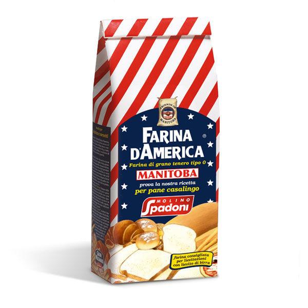 farina d'america manitoba