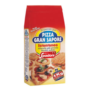 Preparato per Pizza istantanea