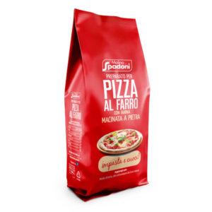 pizza al farro
