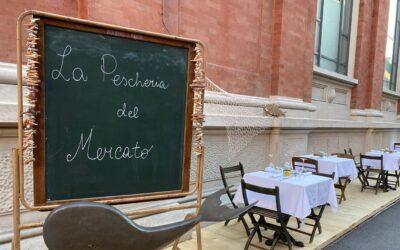 Il Mercato Coperto scende in piazza: la buona cucina romagnola anche all'aperto