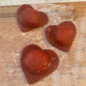 I cuori rossi di San Valentino